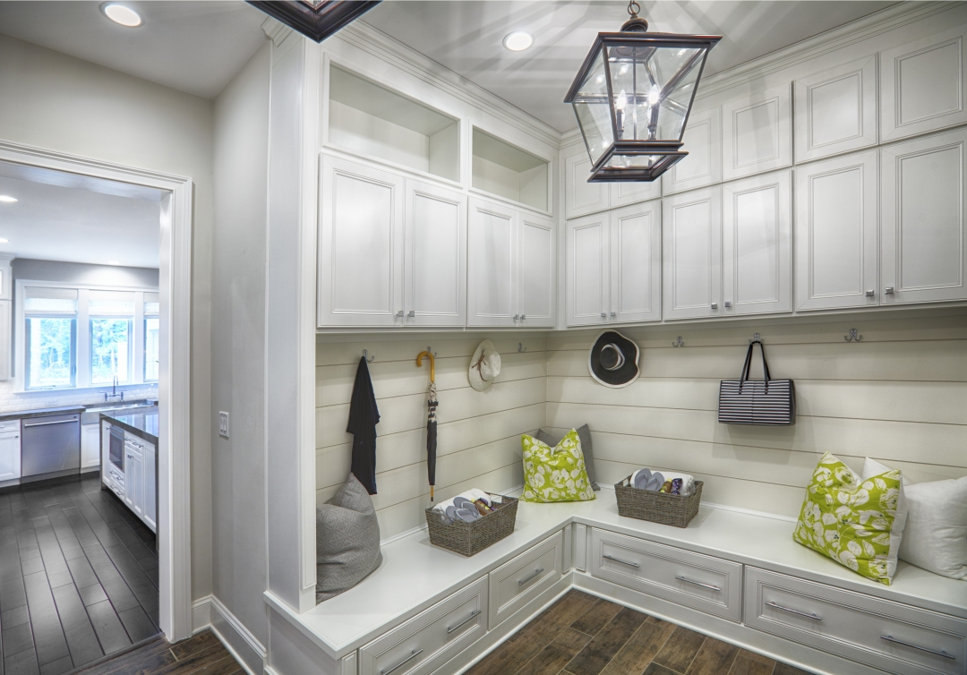 Toll Brothers Hollister Mud Room